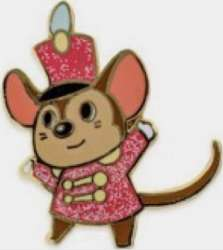 Circus Mouse