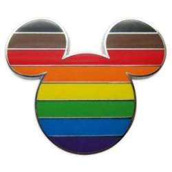 Rainbow Disney Collection - Mickey Mouse Icon