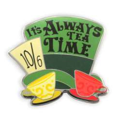 DS - The Mad Hatter Hat - It's Always Tea Time
