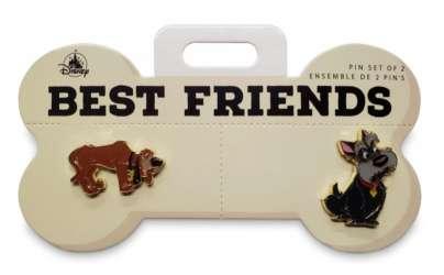 Jock and Trusty Best Friends Set