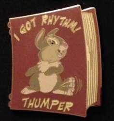 Thumper book cover