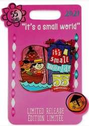It's a small world 55th Anniversary