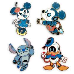 Mickey Mouse and Friends Robot Set