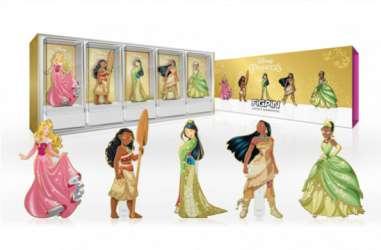 FiGPiN Disney Princesses Deluxe Box Set