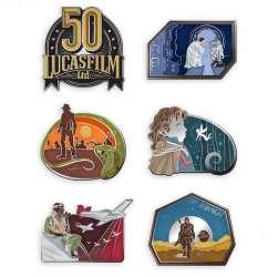 D23 Lucasfilm 50th Anniversary Set