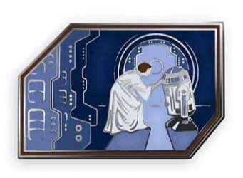 Star Wars: A New Hope Princess Leia R2 D2