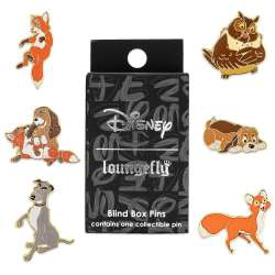 Loungefly - Disney Fox and The Hound Blind Box