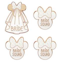 Mickey Mouse Icons Bride Squad Set