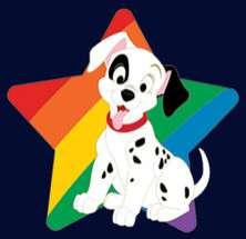 Patch Rainbow Pride Pin