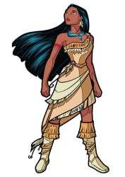 Pocahontas #689