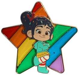 Vanellope von Schweetz Rainbow Pride