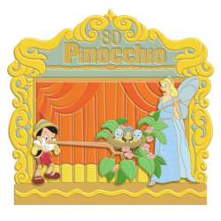 Pinocchio & Blue Fairy