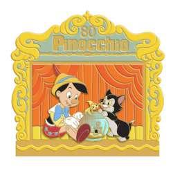 Pinocchio & Figaro