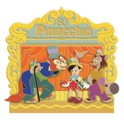 Pinocchio & Honest John & Gideon