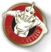 The Rocketeer Logo