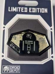 Galaxy's Edge Droid Badge