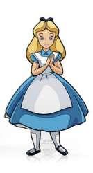 Alice in Wonderland #604
