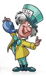 Mad Hatter #608