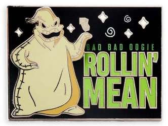 Oggie Boogie Bad Bad Oogie Rolllin' Mean
