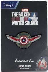 The Falcon and The Winter Soldier Premier Pin