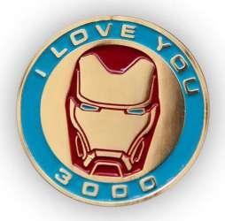 Salesone - Avengers: Endgame - Iron Man - I Love You 3000