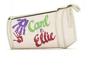 Carl & Ellie Mailbox