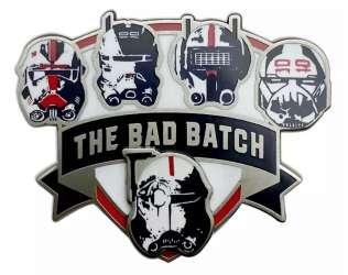 Hunter, Crosshair, Wrecker, Tech and Echo Helmets