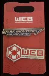 Stark Industries & WEB Logo Set