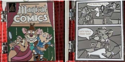 Magical Comics