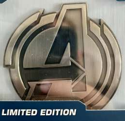 Avengers Campus LE 1000 Large Pin