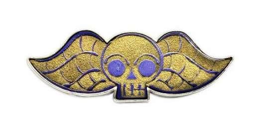 Winged Skull