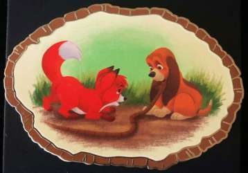 Fox and the Hound 40th Anniversary