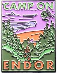 Amazon - Endor Set - Camp of Endor ONLY