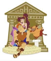 Hercules, Meg, and Phil