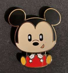 Mickey and Friends Adorbs Mystery Pin Collection