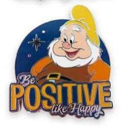 Be Positive Like Happy
