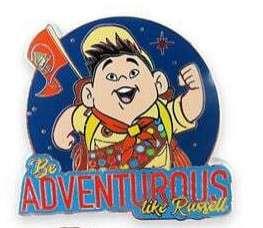 Be Adventurous Like Russell