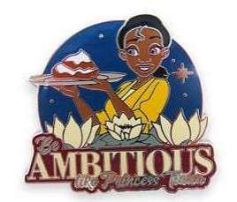 Be Ambitious Like Princess Tiana