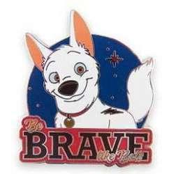 Be Brave Like Bolt