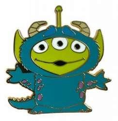 Alien as Sulley