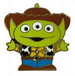 Alien as Woody
