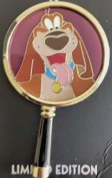 Great Mouse Detective 35th Anniversary - Magnifying Glass Series