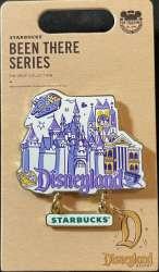 DLR - Starbucks Been There Series - Disneyland