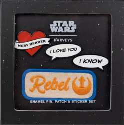 Rebel Princess Starter Pack