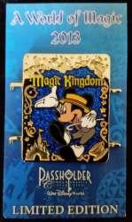 Magic Kingdom Mickey