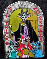 Maleficent and Goons