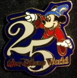 25 Years Walt Disney World