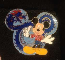 Mickey Dragon