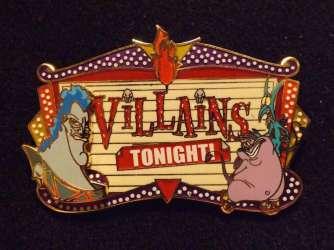 Villains Tonight