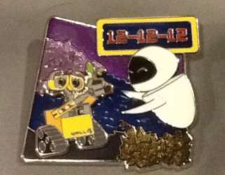 12-12-12 Wall-e and Eve